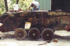 Unrestored Vehicles